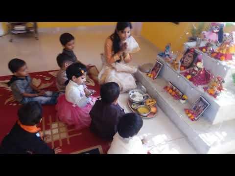 GAURANGI's, a playschool (an academic initiative) by ASHRAMicec