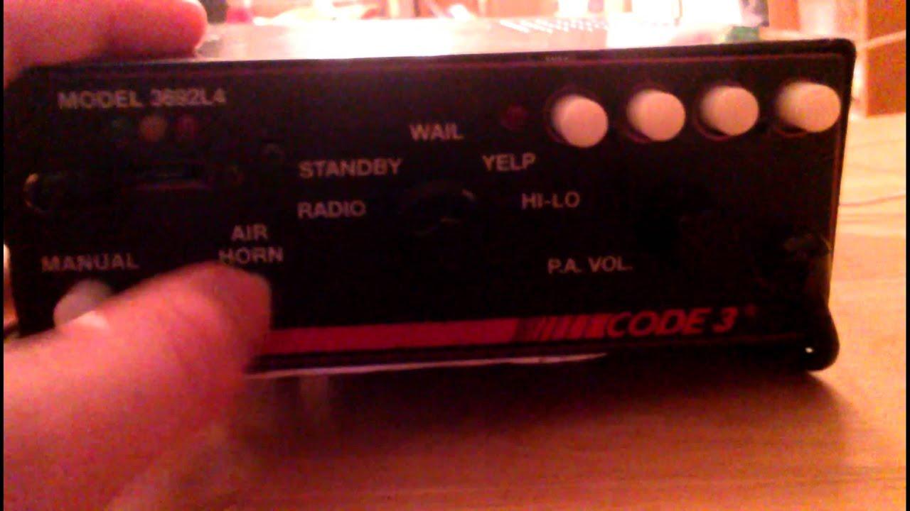 Code 3 Vcon Siren Wiring Diagram 32 Auto Electrical Excalibur