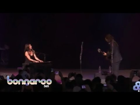 The Civil Wars - Poison and Wine - Bonnaroo 2012 (Official Video)   Bonnaroo365
