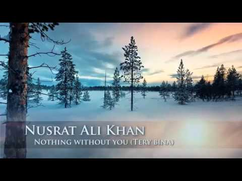 Nothing Without You - Nusrat Fateh Ali Khan & Micheal Brook - Night Songs