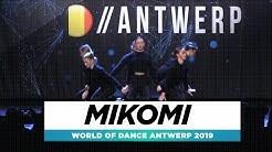 Mikomi | Junior Division | FRONTROW | World of Dance Antwerp Qualifier 2019 | #WODANT19