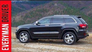 Here's the 2013 Jeep Grand Cherokee Review on Everyman Driver