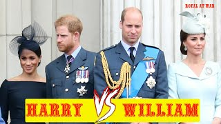 Harry & William: Royal At War - Part1 | British Royal Documentary
