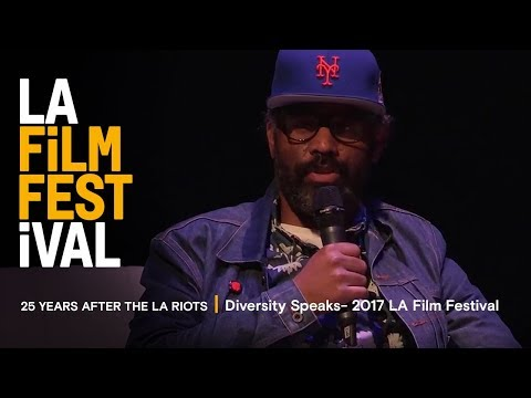 25 YEARS AFTER THE LA RIOTS | Diversity Speaks - 2017 LA Film Festival