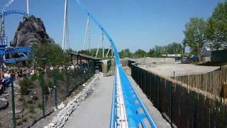 Blue Fire - OnRide - Europa-Park (HD)