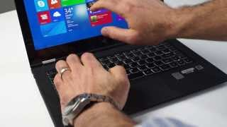 Lenovo Yoga 2 Pro Review - HotHardware
