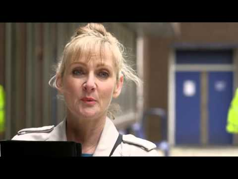 Scott and Bailey  Season 4  Lesley Sharp  ITV