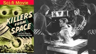 KILLERS FROM SPACE - Alien Abduction Sci-Fi Movie