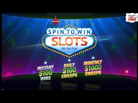 get free paypal cash up to $1000 using free android slot games spintowin  100% work