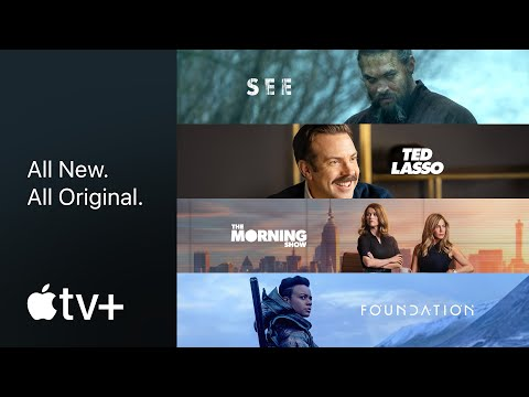 Apple TV+ Summer 2021 & Beyond | Official Preview