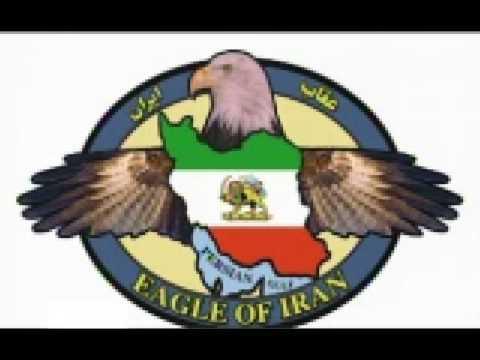 Eagle Of Iran _ سرلشکر  خلبان  مهدی  روحانی و گروه عقاب ایران