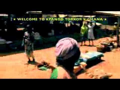 White women singing Ewe song Ghana