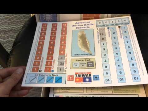 Next War Taiwan - Inside the Box
