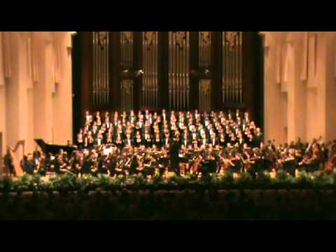 Baylor University President's Concert 2011 - The Promise of Living