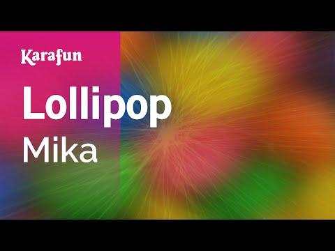 Karaoke Lollipop - Mika *