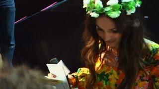 Lana Del Rey Cola İstanbul 2013