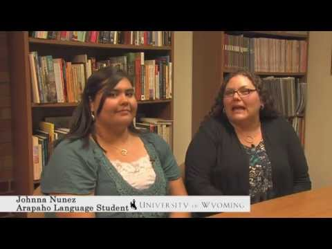Words of Preservation: Arapaho Language at University of Wyoming
