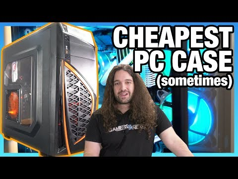 """$28 """"Sort By Lowest Price"""" Case Review: DIYPC Zondda-O"""
