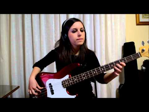 Incognito - The Way You Love (bass cover)