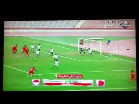 Bahrain Vs. Indonesia 10-0 Goals Feb 29, 2012.flv
