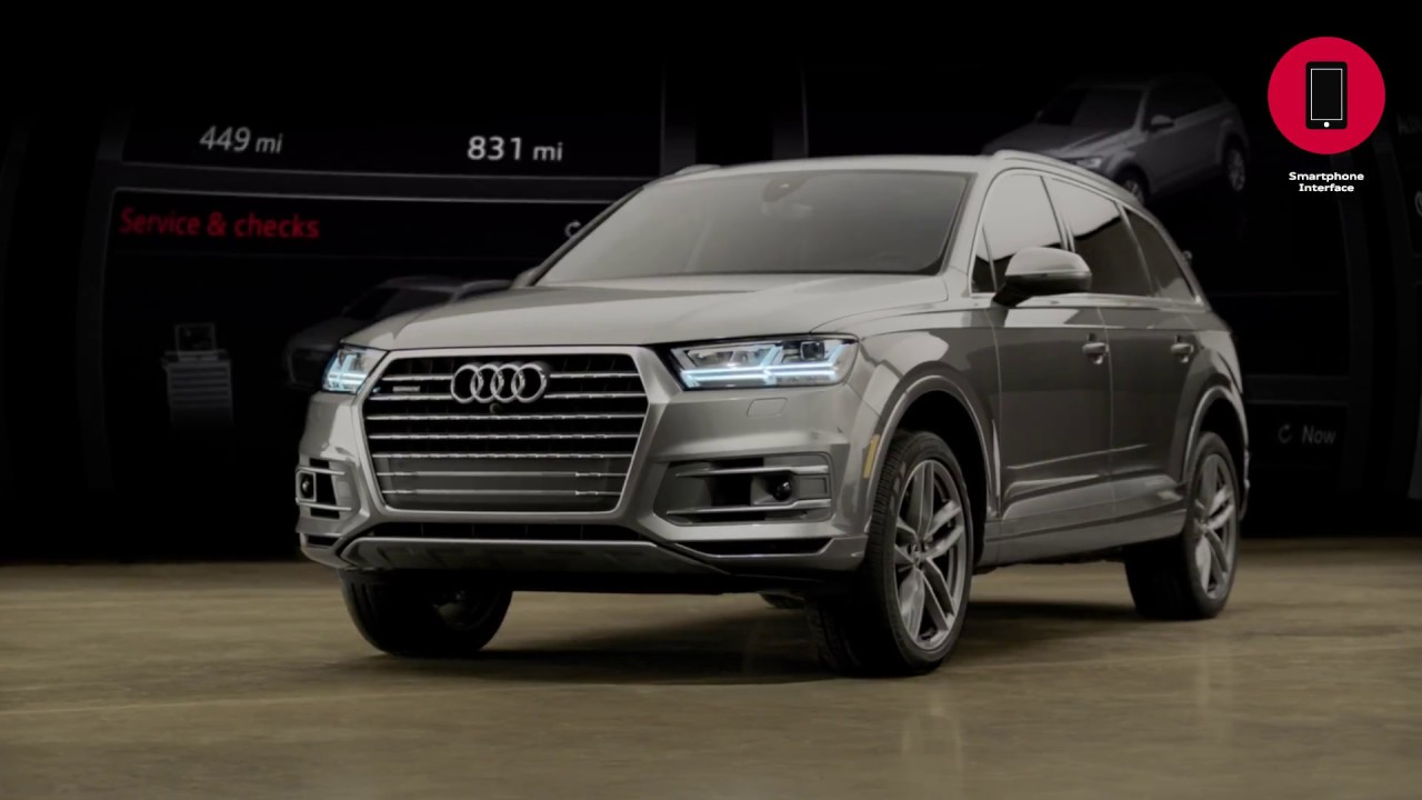 Audi Connect Amp Infotainment Audi Canada Youtube