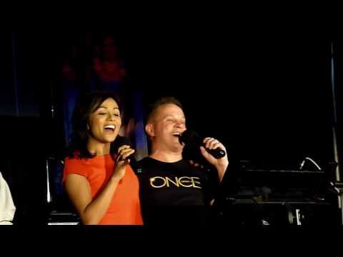 OUAT Karaoke! If I had a million dollars - Toronto 2017