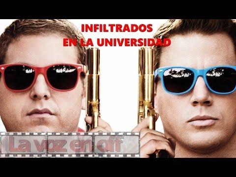 Infiltrados en la universidad (22 Jump Street) - Tráiler en castellano
