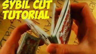 Ложная тасовка 2 (Sybil Cut Tutorial | Dynamo Shuffle) (ОБУЧЕНИЕ ФОКУСАМ)