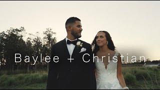 Baylee + Christian | Lakeland, Florida Wedding Film