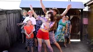"""""""Танцуй со мной"""" Полина Гагарина, наш миниклип версия 2"""