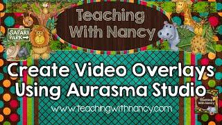 aurasma studio tutorial