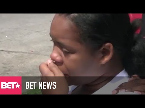Stray Bullet Kills 7-Year-Old Boy Eating Cake At Kitchen Table - BET News
