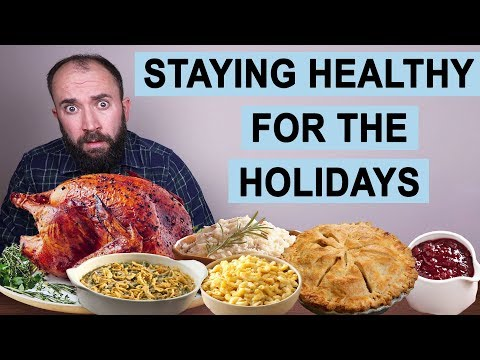 12 Ways to be Healthy on Thanksgiving (Without Being Miserable) thumbnail
