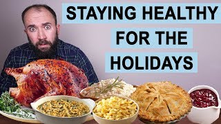 Being Healthy on Thanksgiving (challenge)