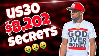 US30 Secrets $8,202 Day   Forex 2021   Trading US30 For Beginners   JEREMY CASH