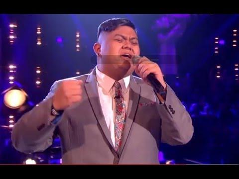 (FULL)Joseph Apostol Knockout Rounds The Voice UK 2013