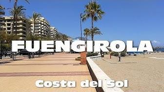 Paseo por Fuengirola - Costa del Sol - España