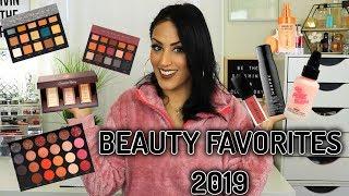 2019 Beauty Favorites | BEAUTY REWIND