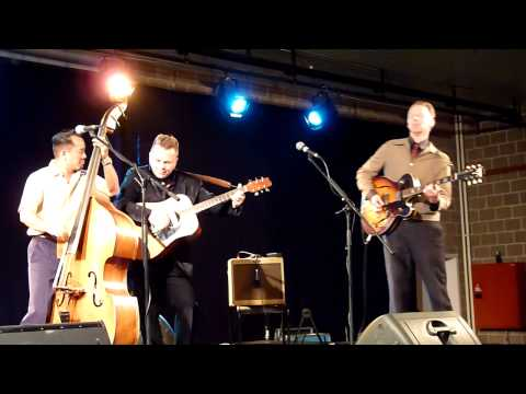 The Three Farmers Boys - Midnight Train - Tribute to Johnny Burnette -
