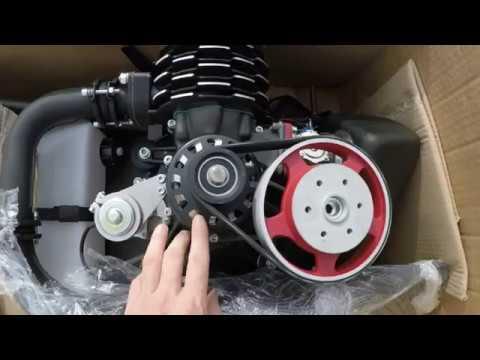 Unboxing Air Conception Delta Nitro 200 Paramotor