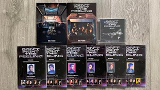 ♡Unboxing EXO 엑소 Special Album Don't Fight The Feeling (Phot…