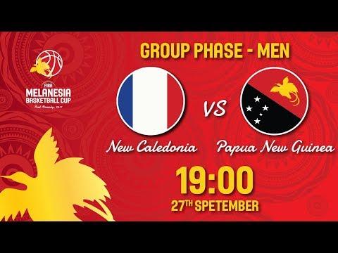 New Caledonia v Papua New Guinea - Full Game