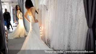 Видеоролик для сайта салона свадебных платьев