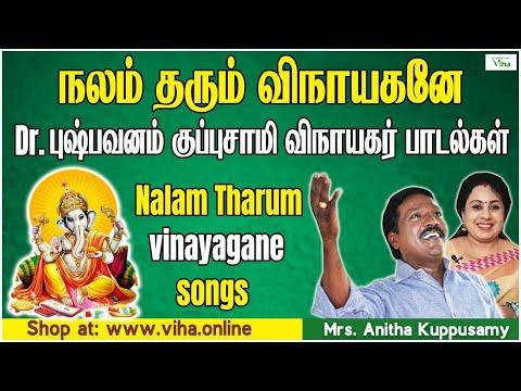 Vinayagar song by Dr.Pushpavanam Kuppusamy on wedding reception