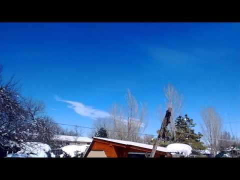 Post blizzard sky SE Boulder County 3/25 2016