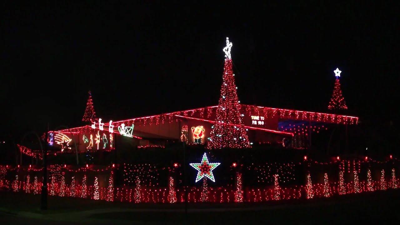 sinnamon christmas lights hd
