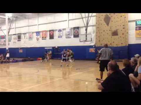 WI Academy 4-23-2016 Zach drive and score
