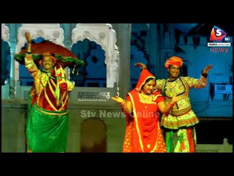Rajasthan Folk & Cultural | Rajasthan Divas 2018 Epi 14