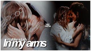 In my arms   Femslash [+vesita] HBD NADIA