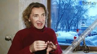 Валерий Михайловский. Про муки мужчины в пуантах.